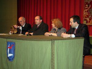 coConferencia de Benigno Blanco