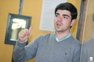 Antiguos alumnos de Tajamar ofrecen orientación a los estudiantes de 4º ESO