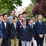 Casi un centenar de alumnos de secundaria se confirman en Tajamar.