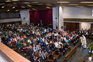 Primeras Comuniones. Los alumnos de Primaria celebran su Primera Comunión en el colegio Tajamar (1 de 46)
