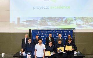 Gala de los Premios Excellence 2018