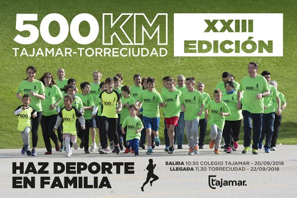 Carrera 500km Tajamar 2018