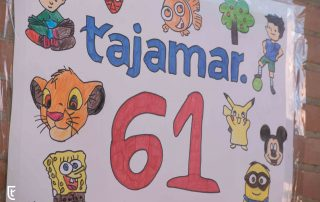61 aniversario de Tajamar