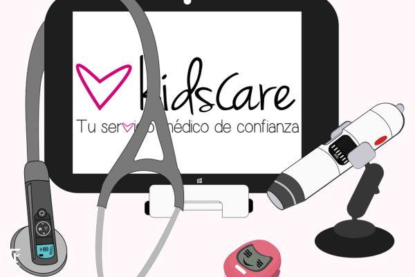 Telemedicina Kidscare kit en Tajamar