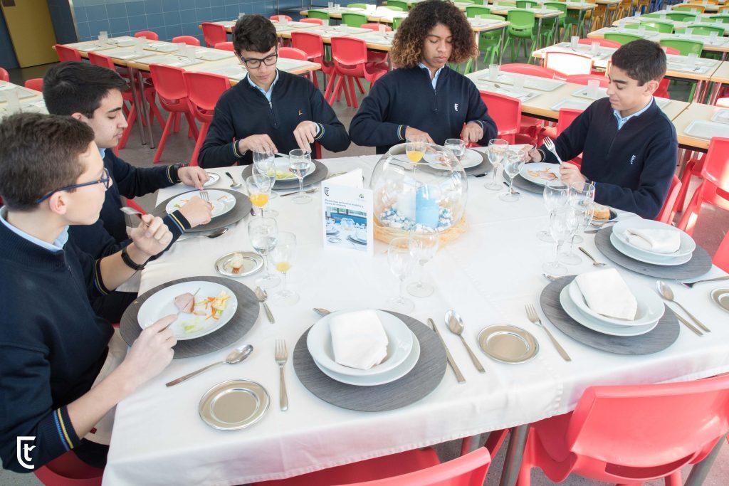 Comedor | Colegio concertado Tajamar