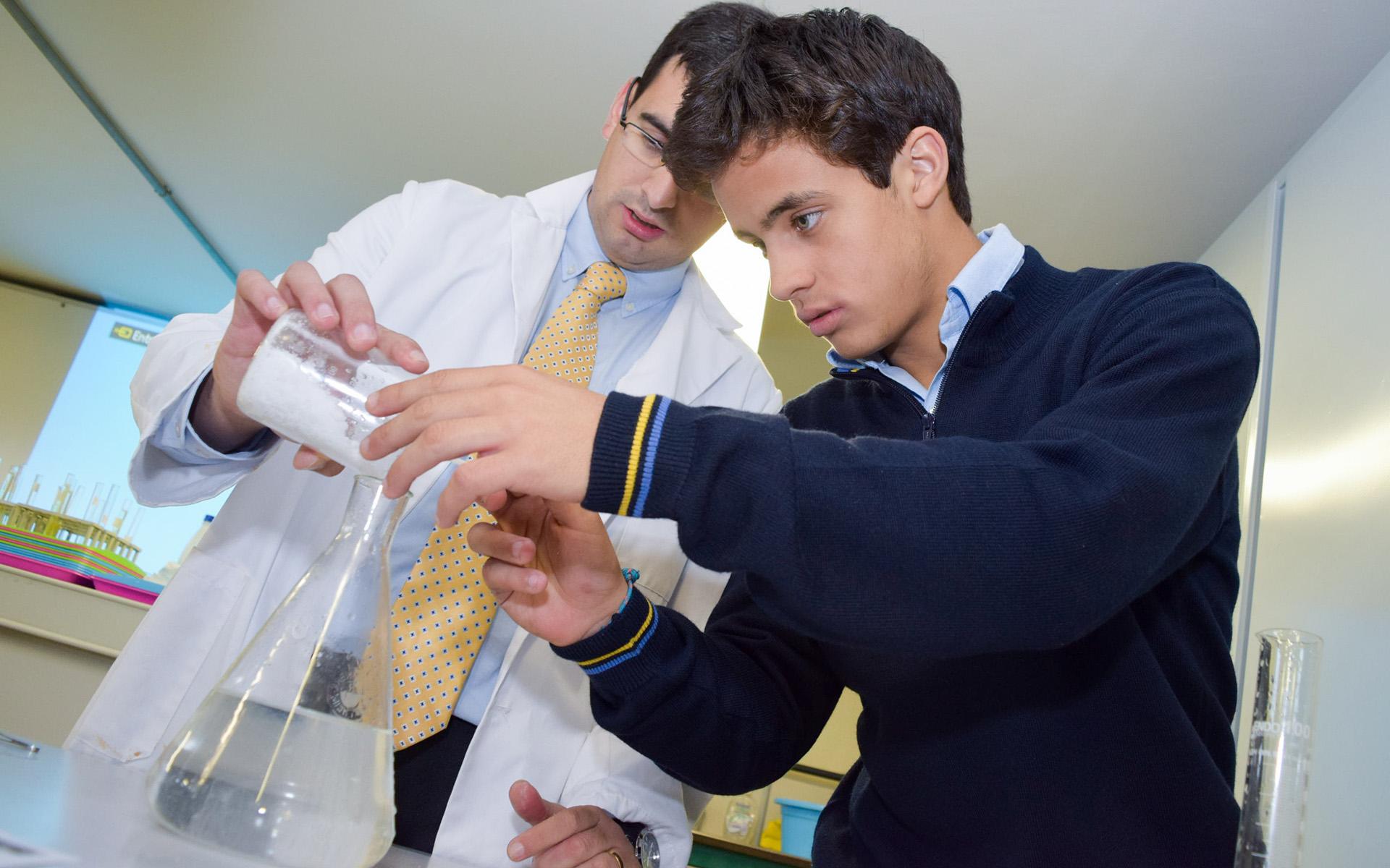 prácticas de laboratorio método científico