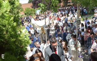 procesion corpus christi tajamar online