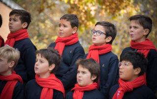 Frío en Belén. Coro Tajamar. Colegio concertado de Madrid. Villancico 2019