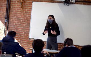 colegio con orientación profesional