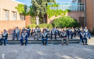 Educar en libertad. Graduación alumnos Tajamar