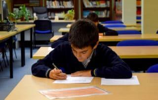 becas colegio concertado madrid