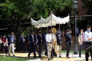 procesion corpus 2021 tajamar
